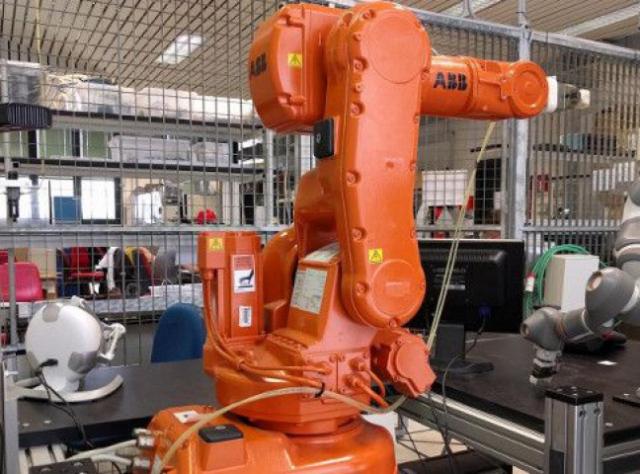 Промышленные роботы уязвимы для кибератак
