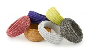 Пять новых цветных материалов для 3d-печати