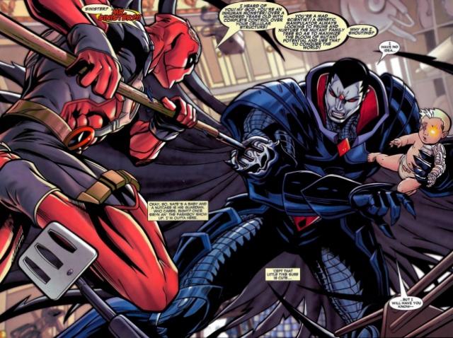 Пятерка самых кровожадных героев и антигероев комиксов