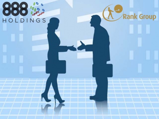 Rank Group and 888 Holdings do not abandon the idea of merging