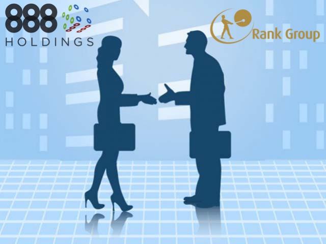 Rank Group и 888 Holdings не отказываются от идеи слияния
