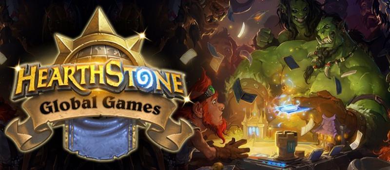 Расписание и первая победа Украины во втором туре Hearthstone Global Games