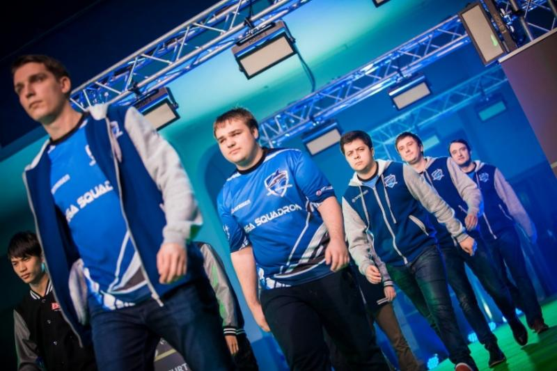 Распущен состав Vega Squadron по League of Legends