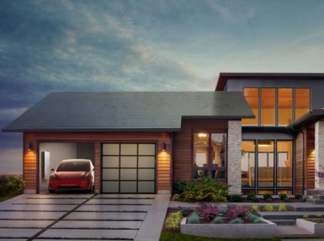 Разработки Tesla и Solar City позволят полностью перейти на потребление солнечной энергии