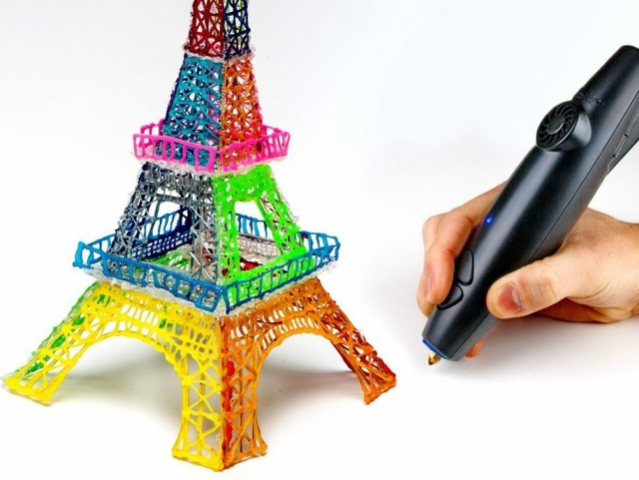 Развлечение или польза – как можно использовать современные 3D-ручки
