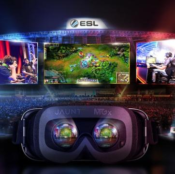 Реалии и перспективы технологии VR в киберспорте