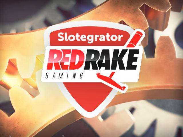 Red Rake Gaming is now in a single API protocol of Slotegrator