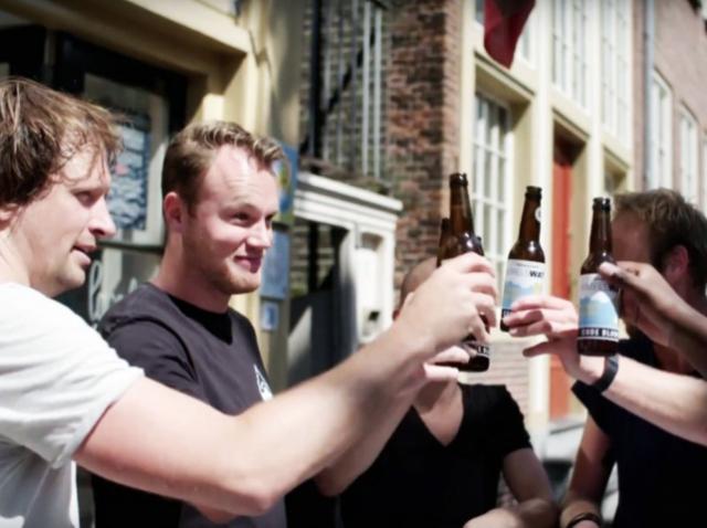 Проблему потопів в Амстердамі вирішує пивоварня