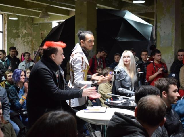 Review of Ren 'Juicy Juice' Gazar's lecture on cosplay realities at WEGAME 3.0