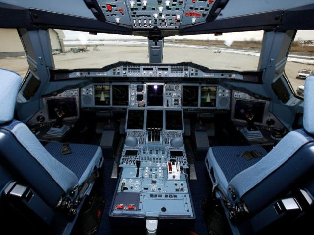 Рискнешь полететь на самолете без пилота?