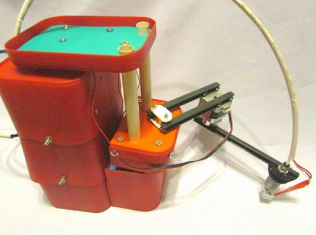 RoboPrinter – промышленный 3D-принтер для учеников и профессионалов