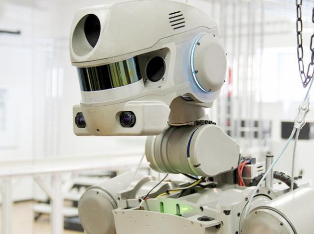 Робот «Федор» станет пилотом-испытателем нового российского космического корабля