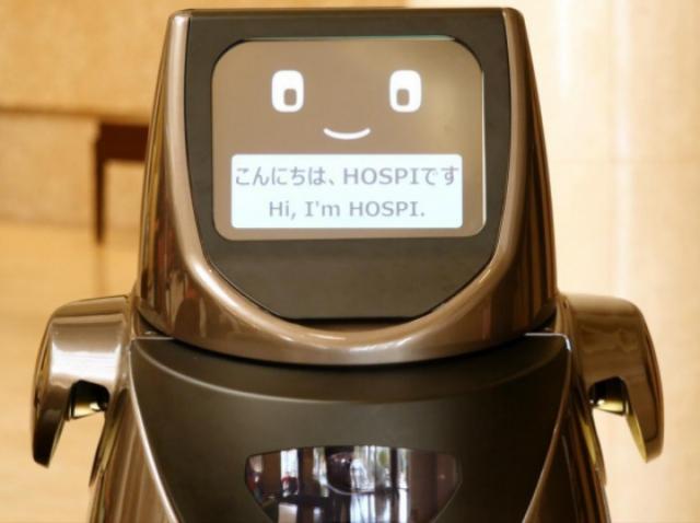 Робот Panasonic будет обслуживать клиентов японского отеля и международного аэропорта