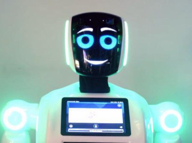 Робот успешно преодолел дистанцию на марафоне в Перми