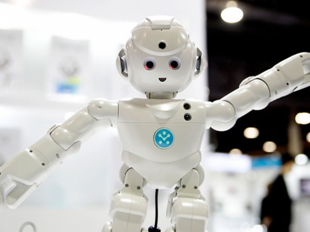 Роботы, которые покорили CES 2017