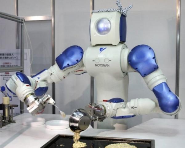 Роботы-помощники появятся в столичных учреждениях