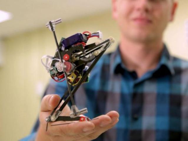 Роботы-шпионы сняли сериал для ВВС
