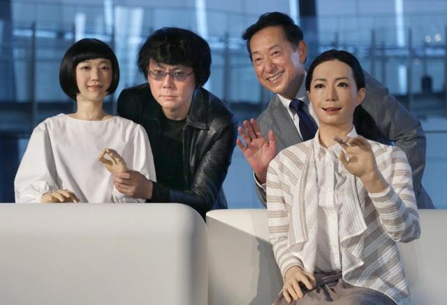 Роботы составят половину рабочей силы Японии