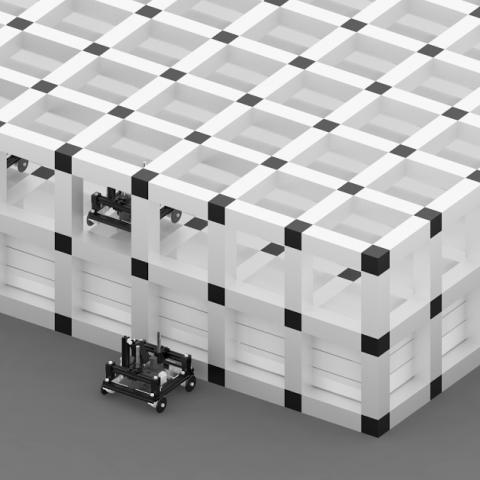 Роботы совсем скоро начнут делать перепланировку жилья
