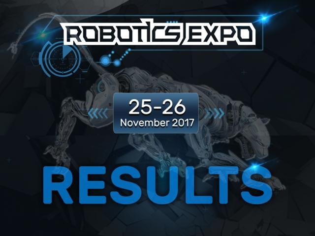 Robotics Expo 2017 summary
