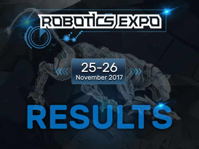 Robotics Expo 2017 summary