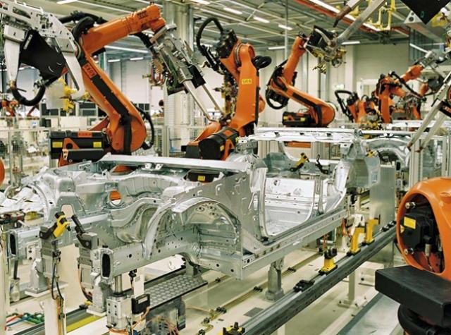 Роботизированная мини-ячейка повышает производительность на 50%