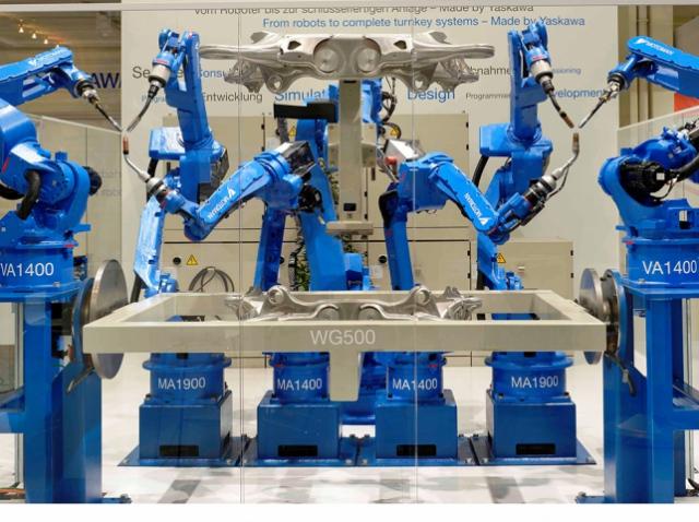 Robotics: overview of current news