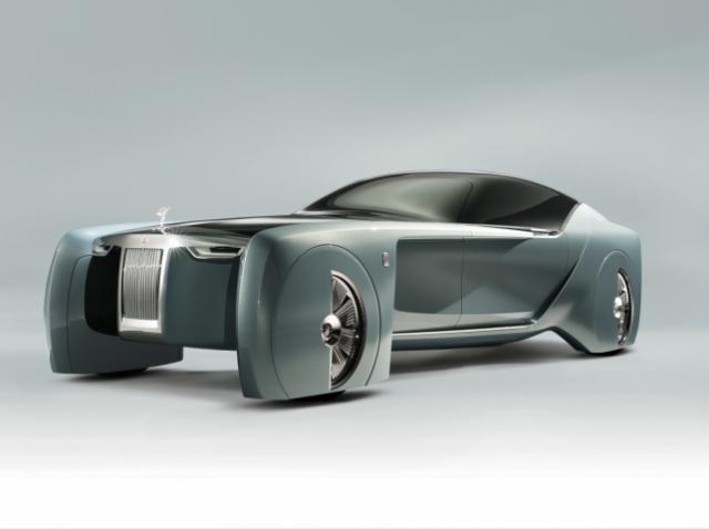 Rolls-Royce использовал 3D-технологии, чтобы воссоздать свою историю