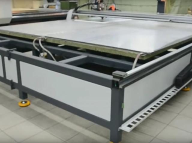 «Роскосмос» будет использовать 3D-принтер «Роутер 3131»