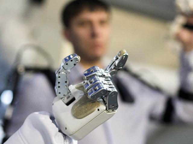 Российская корпорация собирается выпускать космических роботов
