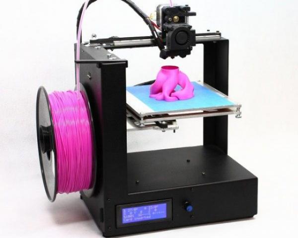 Российские потребители теперь могут купить качественный и недорогой 3D-принтер