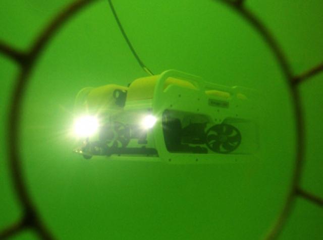 Российские разработчики создали подводную систему навигации и связи «Позиционер»