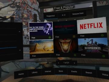 Российский VR-кинотеатр vs Netflix