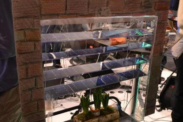 Розумні віконні жалюзі економлять електроенергію