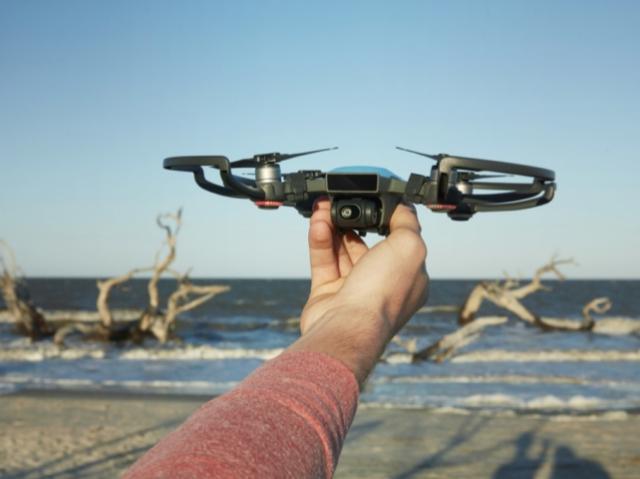 С 1 сентября дроны DJI Spark не смогут летать без новой прошивки