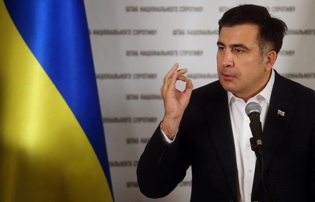 Саакашвили выступает за легализацию игорного бизнеса в Одессе
