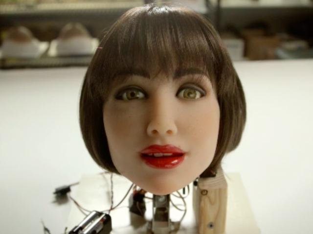 Саманта – чувствительный секс-робот