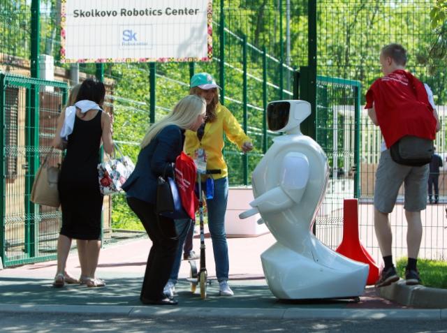 Самые крутые российские роботы