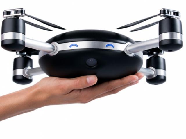 Самые необычные дроны последних лет