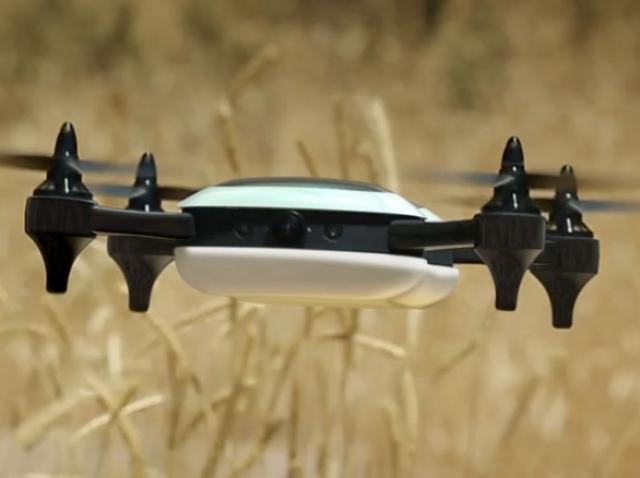 Самый быстрый дрон выходит в серийное производство