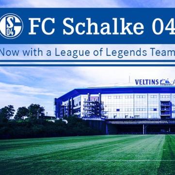 Schalke 04 FC will train gamers