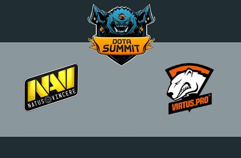 Сегодня Na'Vi.G2A и VP.G2A разыграют СНГ-слот на DOTA Summit 8