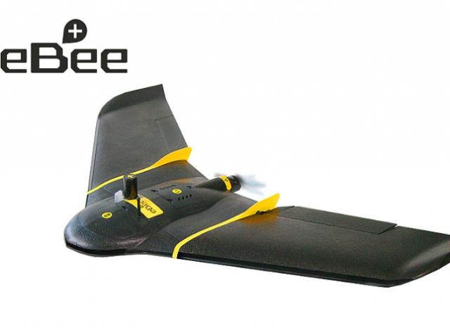 SenseFly produced a drone for vegetable farms