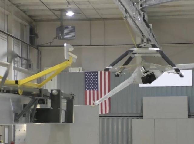 SideArm поможет военным дронам взлететь из любой точки