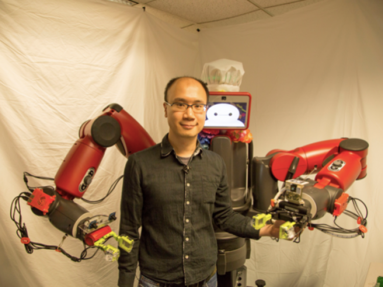 Система Fingervision: роботы будут владеть чувством осязания