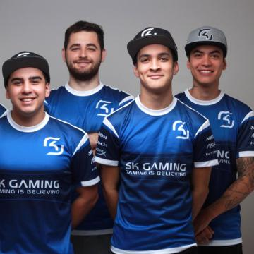 SK Gaming defeats Virtus.pro in soccer and gives the prize to charity