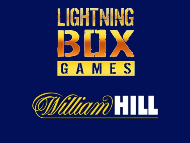 Слоты от Lightning Box Games дополнят портфель игр БК William Hill