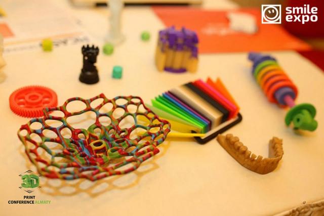«Смайл-Экспо» открывает новые возможности 3D-печати