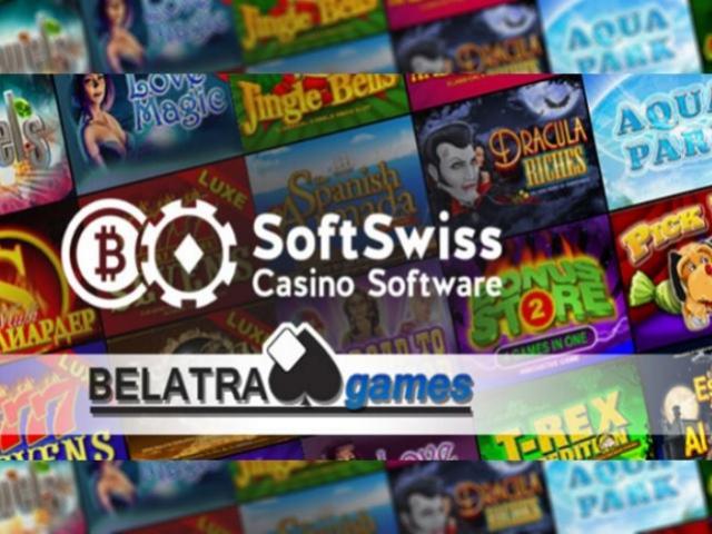 SoftSwiss стала эксклюзивным представителем онлайн-направления BELATRA