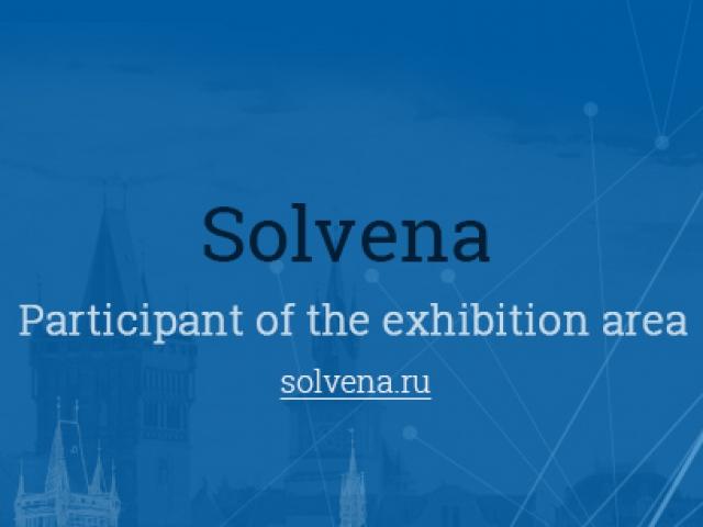 Solvena is Blockchain & Bitcoin Conference demo zone participant